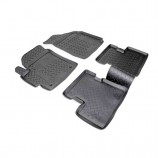 Unidec Резиновые коврики Daewoo Matiz 2005-