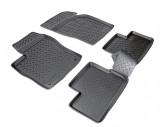 Резиновые коврики Daewoo Nexia 1995-2008 Unidec