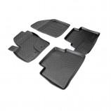 Резиновые коврики Ford C-Max 2002-2010 Unidec