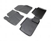 Резиновые коврики Ford Grand C-Max 2010- Unidec