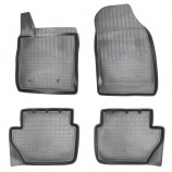 Резиновые коврики Ford EcoSport 3D Unidec