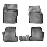 Unidec Резиновые коврики Ford Focus III 2015-