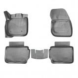 Unidec Резиновые коврики Ford Mondeo 2014-
