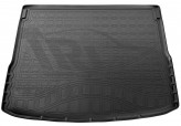 Резиновый коврик в багажник Hyundai Creta 2016-
