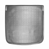 Резиновый коврик в багажник Audi A5 (B8:8Т) НВ 2009- Unidec