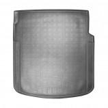 Резиновый коврик в багажник Audi A7 (4G:C7) HB 2010- Unidec