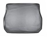 Резиновый коврик в багажник BMW X5 (E53) 2000-2007