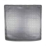 Резиновый коврик в багажник Chevrolet Cruze WAG 2011- Unidec