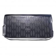 Резиновый коврик в багажник Daewoo Matiz Chery QQ (S11)  Aileron