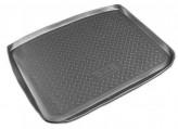 Unidec Резиновый коврик в багажник Citroen C4 (L) HB 2004-2010