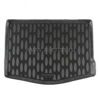 Резиновый коврик в багажник Ford Focus 2 HB Aileron