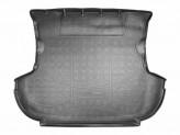 Unidec Резиновый коврик в багажник Citroen C-Crosser (V) 2007-