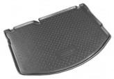 Резиновый коврик в багажник Citroen DS3 (S) HB 2010- Unidec