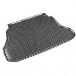 Unidec Резиновый коврик в багажник Chery Bonus\ Chery A13 sedan 2009-2014