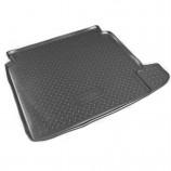 Unidec Резиновый коврик в багажник Chery M11\ Chery A3 sedan 2007-