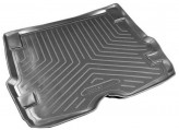 Резиновый коврик в багажник Ford Focus I WAG 1998-2004 Unidec