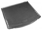 Резиновый коврик в багажник Ford Focus III sedan 2011- Unidec