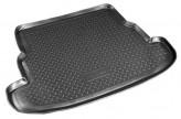 Unidec Резиновый коврик в багажник Fiat Albea sedan 2002-