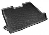 Резиновый коврик в багажник Fiat Doblo 2001-2015 Unidec