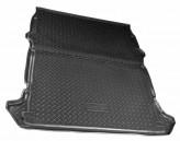 Резиновый коврик в багажник Fiat Doblo Cargo 2001-2015 Unidec