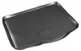 Резиновый коврик в багажник Fiat Grande Punto HB 2005- Unidec