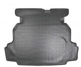 Резиновый коврик в багажник Geely Emgrand sedan 2009- Unidec