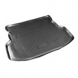 Unidec Резиновый коврик в багажник Geely MK sedan 2006-
