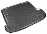 Резиновый коврик в багажник Great Wall Hover (H3,H5) 2005- Unidec