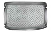 Резиновый коврик в багажник Hyundai Getz (TB) HB 2002-2011