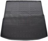 Резиновый коврик в багажник Hyundai i40 (VF) WAG 2011- Unidec