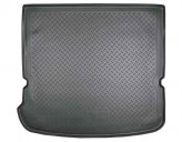 Резиновый коврик в багажник Hyundai ix55 (EN) 2008- Unidec