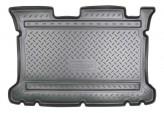 Unidec Резиновый коврик в багажник Hyundai Matrix (FC) 2000-2010