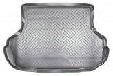 Резиновый коврик в багажник Hyundai Sonata (EF(V) sedan 2001- Unidec
