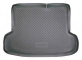 Резиновый коврик в багажник Hyundai Accent 2006-2010 Unidec