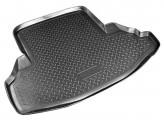 Unidec Резиновый коврик в багажник Honda Accord VII sedan 2003-2008