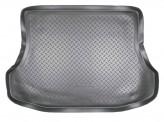 Резиновый коврик в багажник Honda Civic VIII (EU)FD1) sedan 2006-2012 (4 двери) Unidec