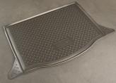 Резиновый коврик в багажник Honda Jazz (GG) HB 2008- Unidec
