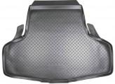 Резиновый коврик в багажник Infiniti G35/37 (V36) sedan 2006- Unidec