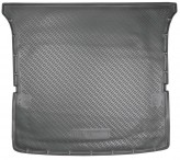 Резиновый коврик в багажник Infiniti QX 2010-\ Infiniti QX80 2010- Unidec