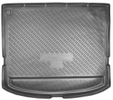 Резиновый коврик в багажник Kia Carens (FG) 2006-