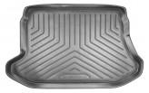 Резиновый коврик в багажник Kia Cerato (FE) HB 2004-2006 Unidec
