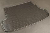 Unidec Резиновый коврик в багажник Kia Rio sedan 2011-