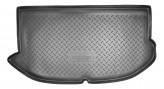 Резиновый коврик в багажник Kia Soul HB 2009-2014 Unidec