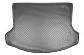 Резиновый коврик в багажник Kia Sportage 2010- Unidec