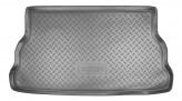 Резиновый коврик в багажник Lifan Smily HB 2011- Unidec