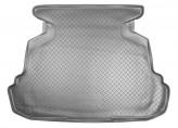 Резиновый коврик в багажник Lifan Solano 2008- Unidec