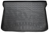 Резиновый коврик в багажник Lifan X50 2015- Unidec