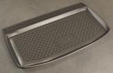 Резиновый коврик в багажник Mitsubishi Colt HB 2003-2008