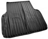 Резиновый коврик в багажник Mitsubishi L200 2015- Unidec