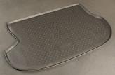 Резиновый коврик в багажник Mitsubishi Outlander 2003-2008 Unidec